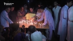 Pakistani Lawyers And Activists Mourn Victims Of Quetta Bombing
