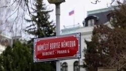 Praga redenumește piața din fața ambasadei Rusiei în Piața Boris Nemțov