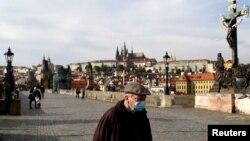 Прага қаласы. Көрнекі сурет.
