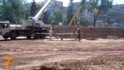 «Парк ракет» у Дніпропетровську постане на місці справжнього парку