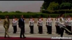 Bashar al Assad 3-cü dəfə prezident kimi and içib