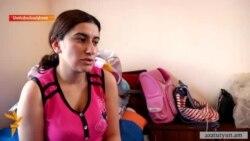 Թալիշի բնակչուհին ասում է՝ գյուղ կվերադառնա Ղարաբաղի իշխանությունների հետ