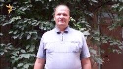Журналист Сергей Азаров