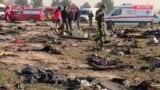İranda müəmmalı təyyarə qəzası: 176 nəfər həlak oldu