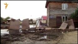 20 сентября 2013 года. Село Владимировка. После потопа