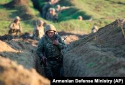 Армениянын жоокерлери