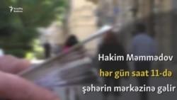 """Reklam lövhəsi"" idmançı"