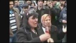 اعتراض ایرانیان در بلژیک