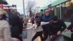 Crackdown Follows Belarus Antitax Rallies
