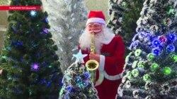 Новый год не по карману: многие жители Таджикистана не могут купить себе елку