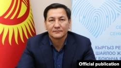 Абдил Сегизбаев, УКМКнын мурдагы төрагасы.