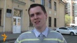 Дзяніс Садоўскі: На маладафронтаўцах вымяшчаюць злобу