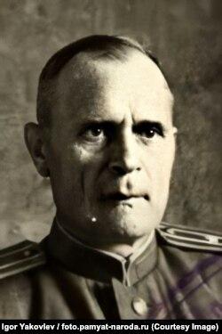 Иосиф Береза, фото военных лет