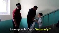 Помолвка во время карантина: дезинфектор вместо воды и гости в масках