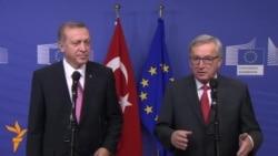 Планот на ЕУ и Турција за мигрантите