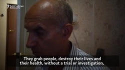 Town Councilor Tells Of Detention Without Trial By Ukrainian Security Forces