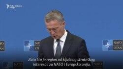 Stoltenberg: 'Na BiH da odluči o prihvatanju ponude'