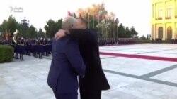Belarus prezidenti Lukaşenko Bakıdadır