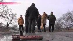 Донбасс: работают саперы