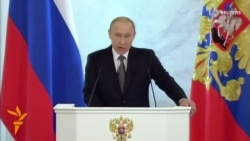 Putin: West Tried To Dismember Russia
