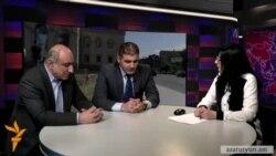 «Ազատություն» TV լրատվական կենտրոն, 7 ապրիլի, 2014թ․