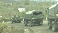 Реакция российских властей на конфликт в Нагорном Карабахе