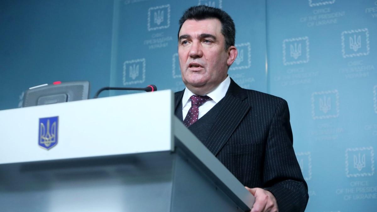 СНБО инициирует создание законопроекту для выявления двойного гражданства - Данилов