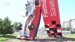 Bakının mərkəzi 'mühasirədə': Formula-1 hazırlıqları bitir