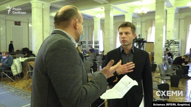 Олексій Гончарнеко: Йосип Райхельгауз ніколи не підтримував анексію Криму, він – мій особистий друг