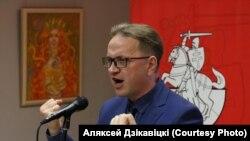 Заступник директора телеканалу «Белсат» Олексій Дзікавицький