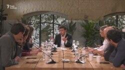 «Я не калька» – Зеленський про те, чи копіює Портнова – відео