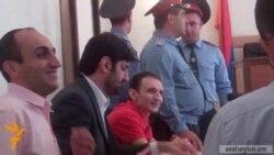 Դատավճռի բողոքարկումն ուղեկցվել է բողոքի պիկետով