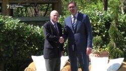 Mekejn u Beogradu: SAD podržavaju evropski put Srbije