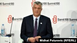 Presidenti i Kosovës, Hashim Thaci