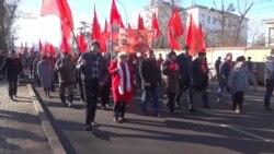 В Иркутске отметили столетие Октябрьской революции