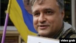 Активист Владимир Шипицын