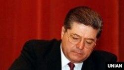 Колишній прем'єр-міністр України Павло Лазаренко