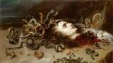 «Голова Медузы», Рубенс (1618)