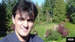 Саид Малекпур, приговоренный к пожизненному лишению свободы в Иране.