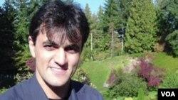 Malekpour was imprisoned in Tehran's Evin prison.