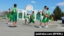 Месячник спорта в Туркменистане (архивное фото)