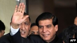 Prime Minister Raja Pervez Ashraf