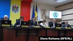 ЦИК, Молдова