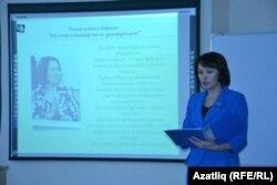 Халидә Кирамова
