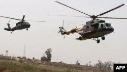مروحية للجيش العراقي