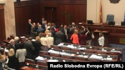 Парламент Македонии открыл путь к взаимопониманию с Грецией о названии страны