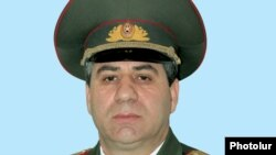 Գեներալ-մայոր Արմեն Ղահրամանյան