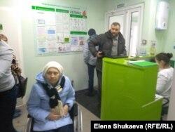 Ольга Чуешова в медцентре с Эдуардом Чаровым