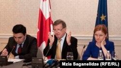 Янош Герман полностью уверен, что Грузия проявит свои способности для успешного решения оставшихся вопросов и получения в ближайшие месяцы окончательных выводов от Еврокомиссии