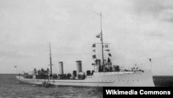 Есмінець «Україна» Балтійського флоту